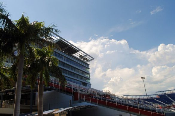 fau howard schnellenberger field