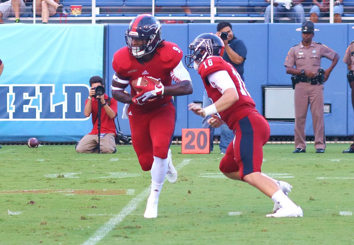 FAU RB Buddy Howell