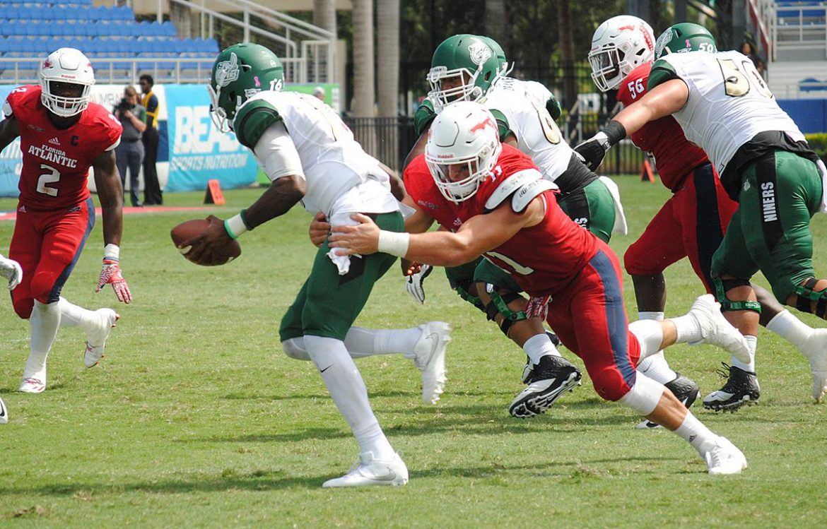 Photo Gallery:<br> Charlotte 28, FAU 23