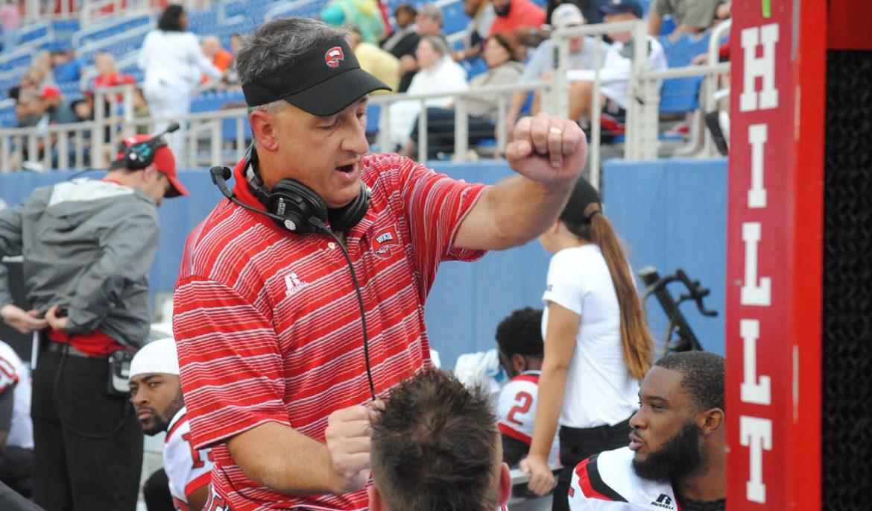 wku coach Dale Williams