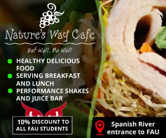 Nature's Way Cafe Boca Raton