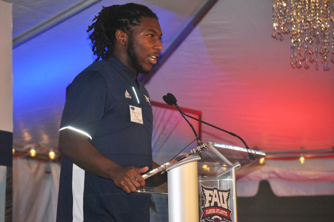 Photo Gallery:<br> Schmidt Complex <div class='secondary-title'><span style='color:#818181;font-size:14px;'>Photos and designs from the Schmidt athletic complex groundbreaking at FAU.</div>