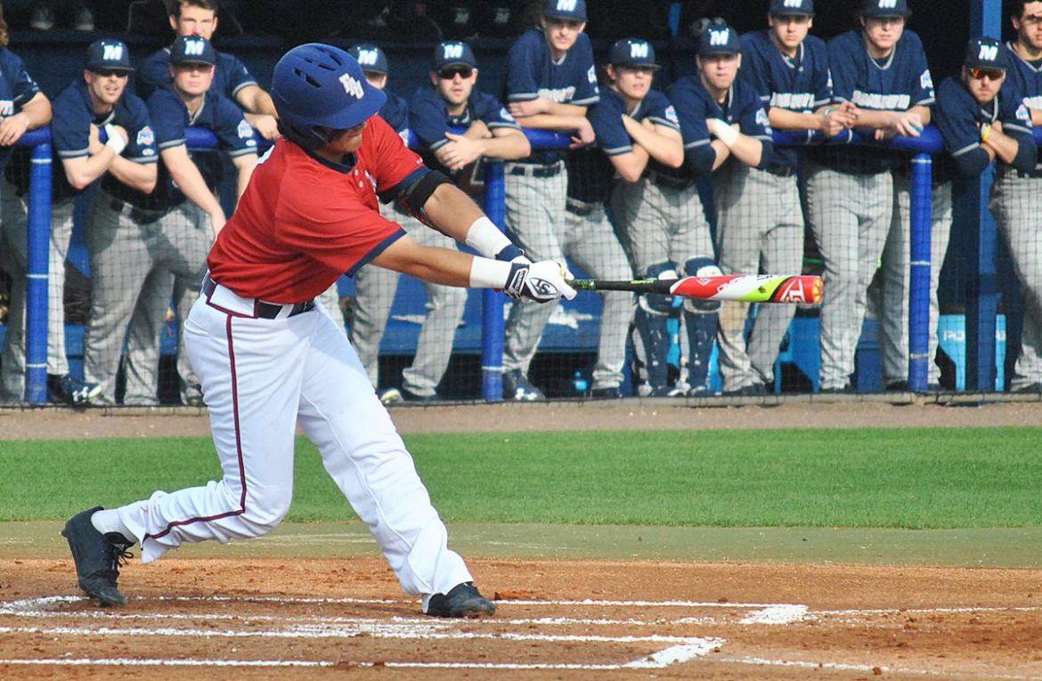 Photo Gallery:<br> FAU vs Monmouth <div class='secondary-title'><span style='color:#818181;font-size:14px;'>Here's a collection of shots from FAU baseball's opening weekend.</div>