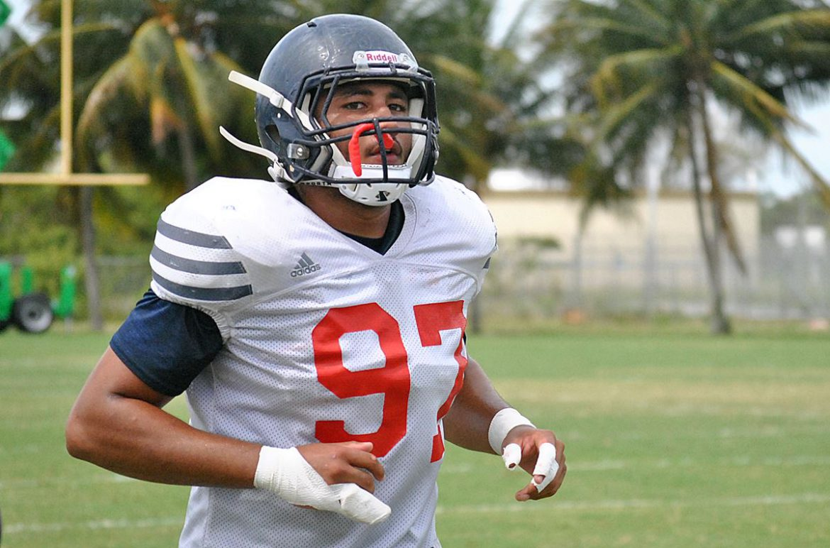 Photo Gallery:<br> Final Tuesday <div class='secondary-title'><span style='color:#818181;font-size:14px;'>Here are some photos of from the final Tuesday FAU football spring practice.</div>