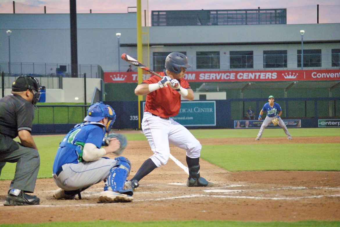 Home Cooking <div class='secondary-title'><span style='color:#818181;font-size:14px;'>FAU pounds Florida Gulf Coast 13-1 in home game played at the Ballpark of the Palm Beaches.</div>