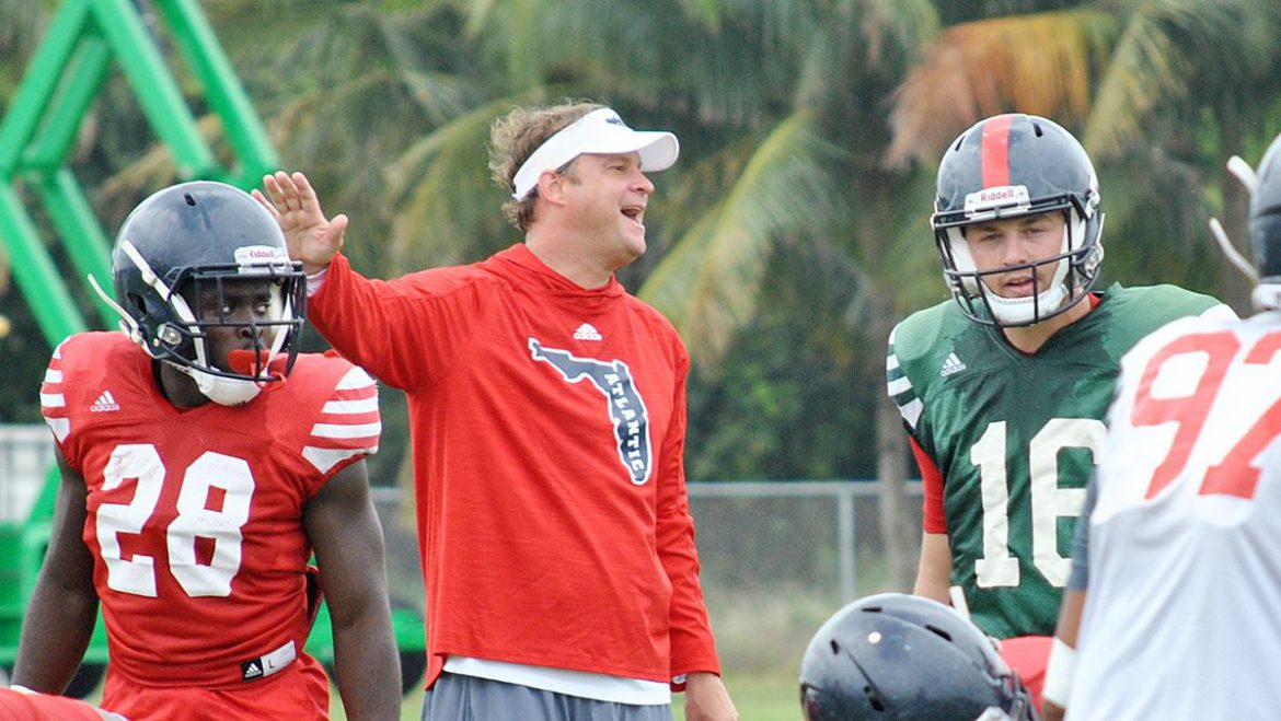 fau lane kiffin jason driskel
