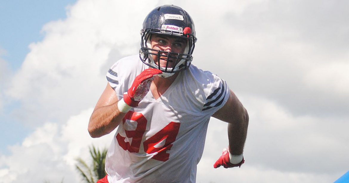 Hard Knocks at the Ox: Pierre's Impact <div class='secondary-title'><span style='color:#818181;font-size:14px;'>Former Syracuse signee James Pierre already making an impact at FAU, plus defense makes plays and Bonner impresses Bain.</div>