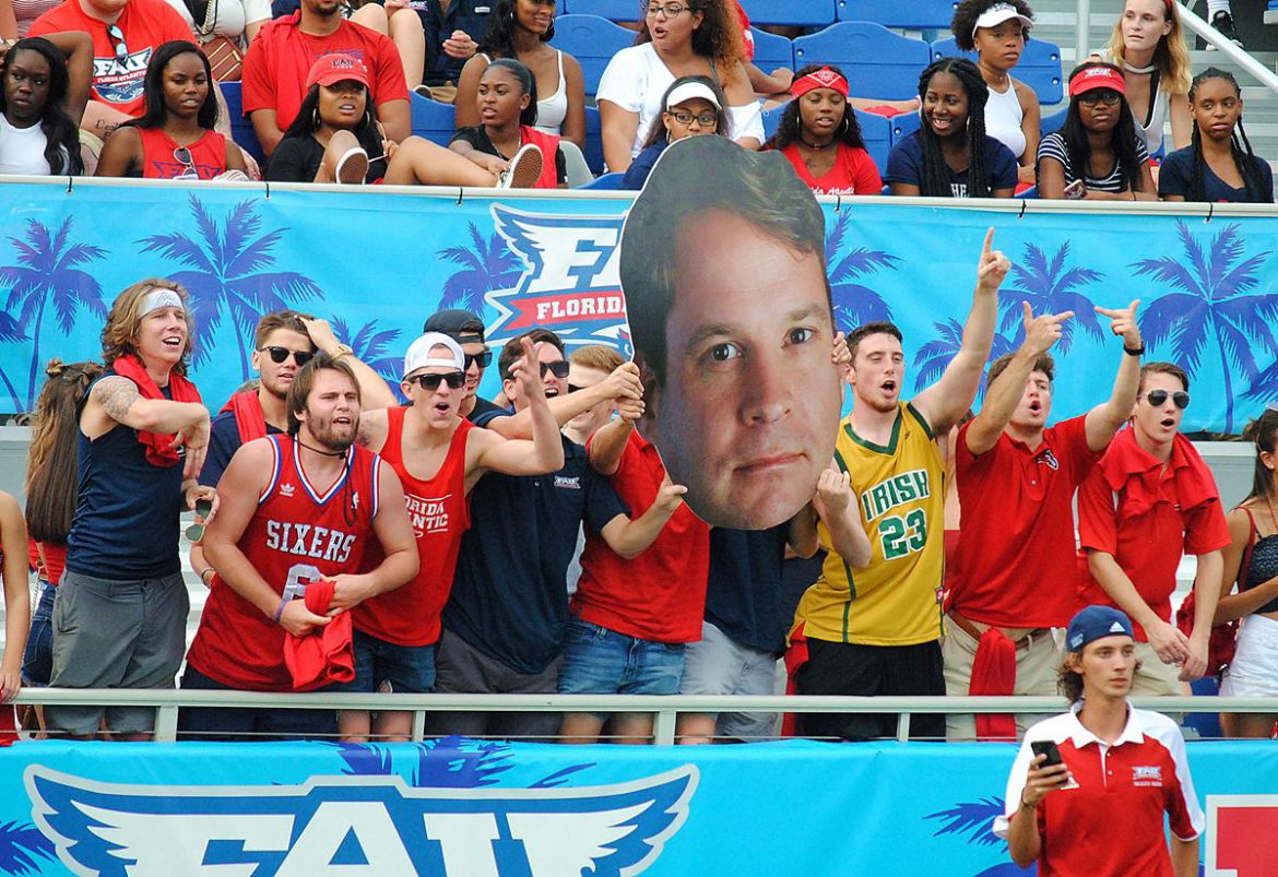 fau lane kiffin head
