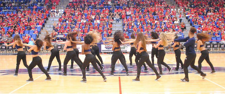 fau dance team