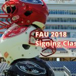FAU Football 2018 Signing Class