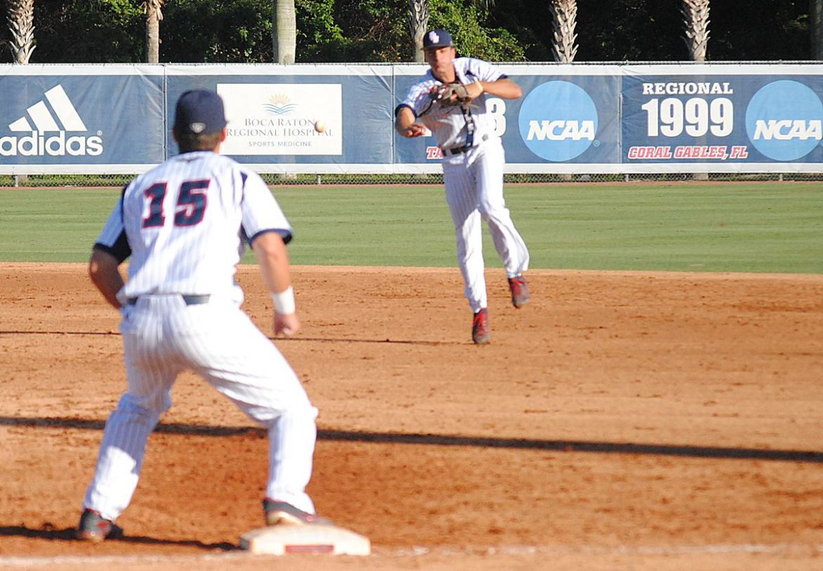 Payback <div class='secondary-title'><span style='color:#818181;font-size:14px;'>FAU blows out Bethune-Cookman, redeeming itself after a surprising loss in March.</div>
