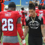 fau chris tooley chicago bears crevon leblanc