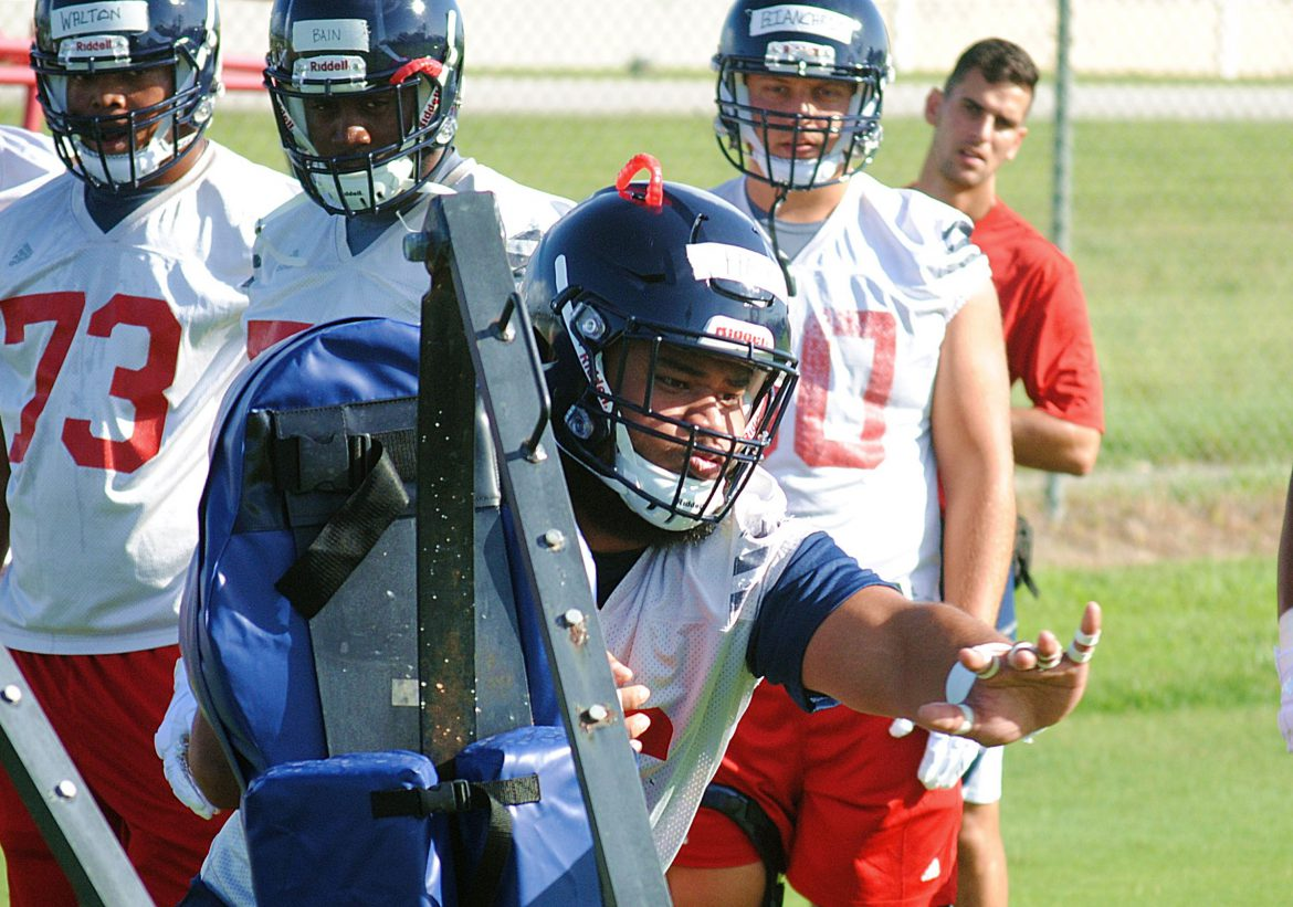 Sign Off <div class='secondary-title'><span style='color:#818181;font-size:14px;'>Kiffin orders 2017 C-USA championship banner removed from Oxley Center practice fields as FAU attempts to keep last year's successes in the past.</div>