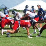fau cut block practice