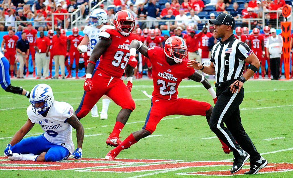 Defense Digs In <div class='secondary-title'><span style='color:#818181;font-size:14px;'>FAU did a significantly better job of tackling in the win over Air Force, but the Owls may have lost a key defender in to the process.</div>