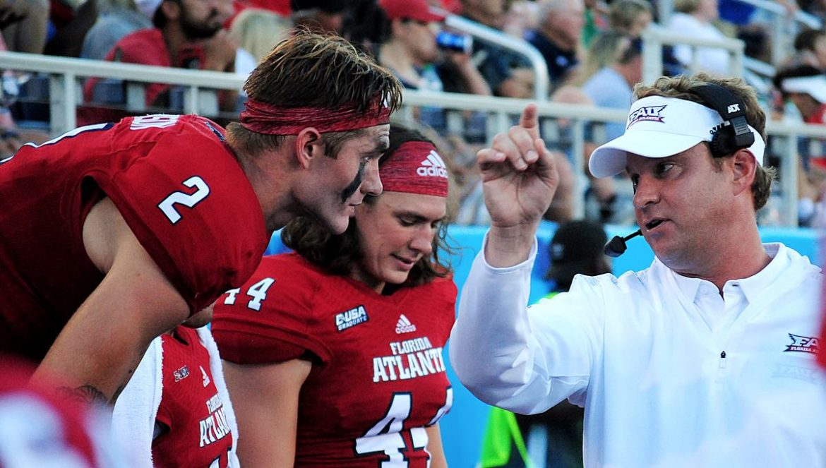 fau lane kiffin chris robison