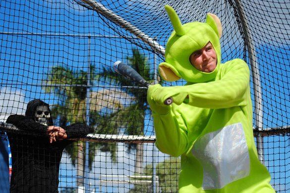 fau halloween baseball