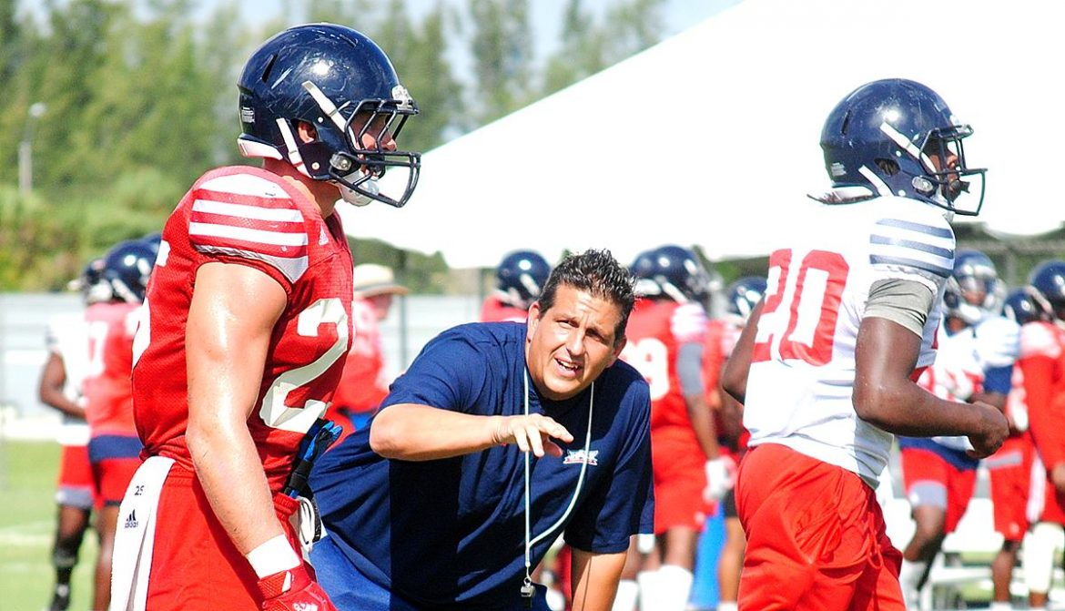 fau tony pecoraro