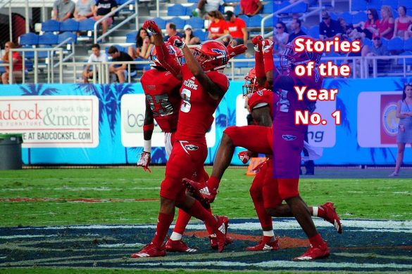 fau story of the year