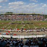 FAU fans packed Lockhart Stadium for the 2003 NCAA Division I-AA semifinal game against Colgate. (Photo Courtesy FAU Athletics)