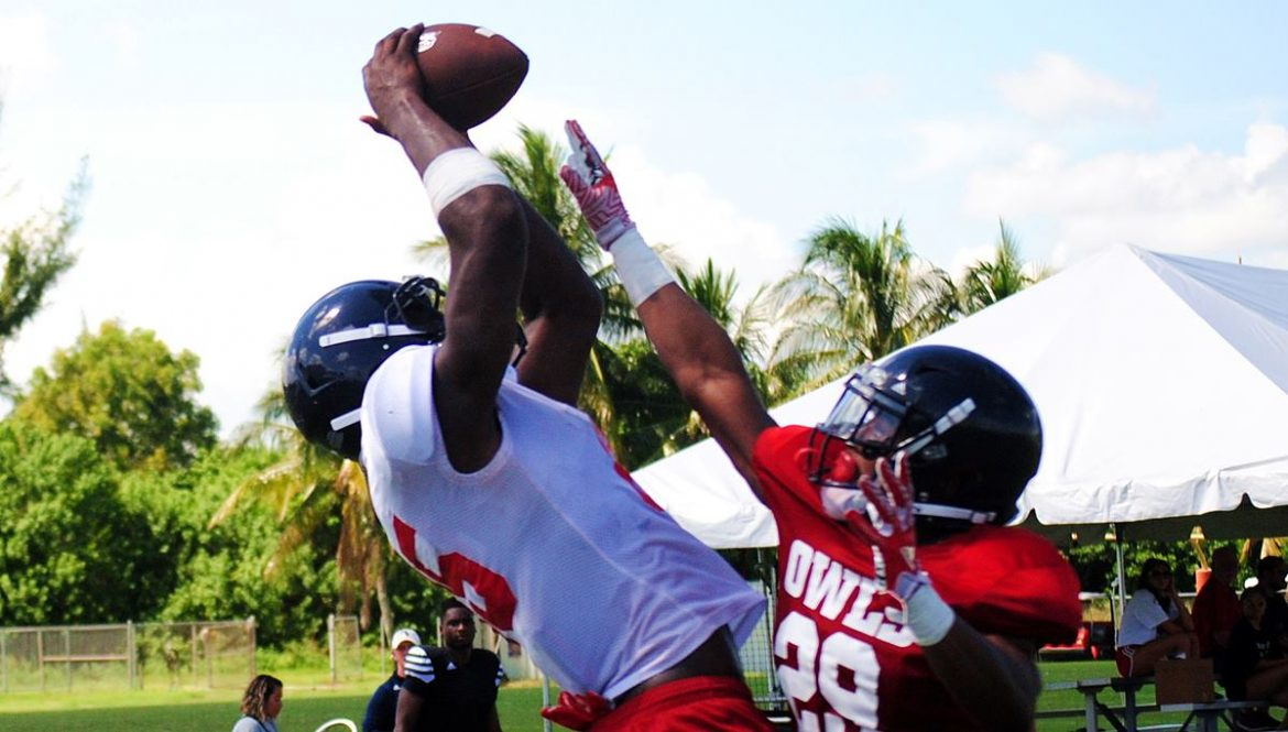 fau john mitchell catch