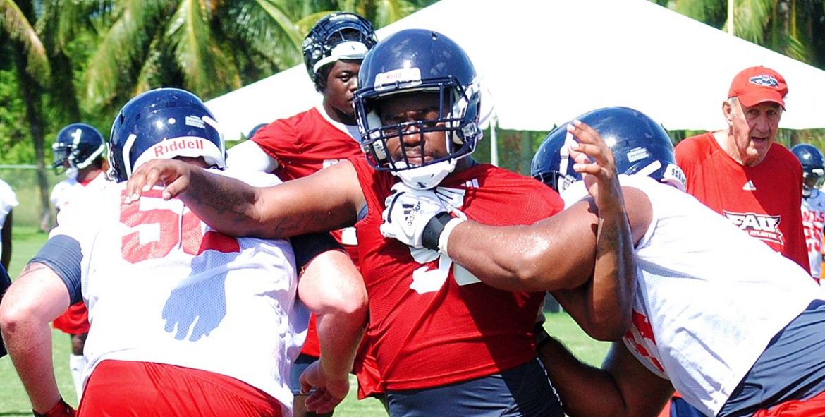 Mob Mentality <div class='secondary-title'><span style='color:#818181;font-size:14px;'>FAU's defense intends to play like an angry, ferocious mob this season. Actually, the Owls want to be The Mob.</div>