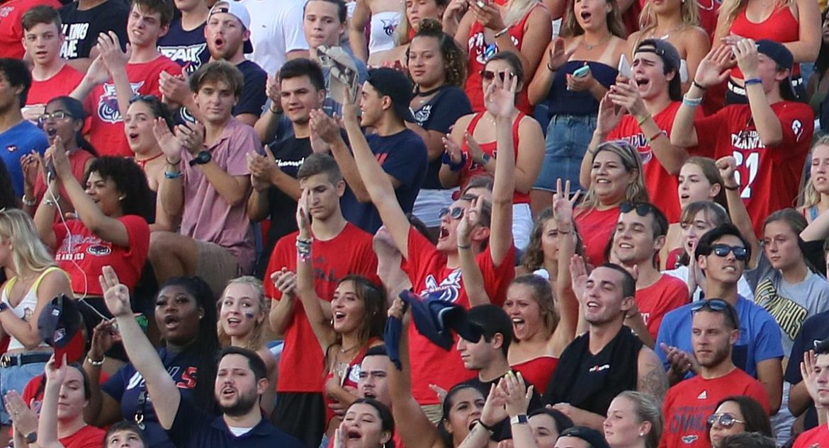 fau student section