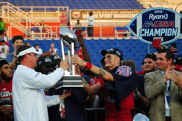 fau championship celebration lane kiffin
