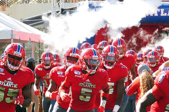 fau take field smoke