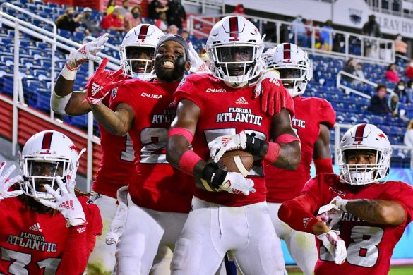 Bad Beats <div class='secondary-title'><span style='color:#818181;font-size:14px;'>Analysis: A suffocating defensive effort once again allowed FAU to defeat a bad football team. Our Four Down Territory analysis, however, finds the Owls' lack of offensive progress alarming.</div>