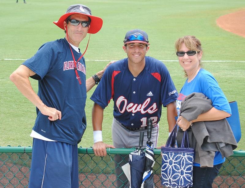 FAU Baseball from the NCAA Tournament