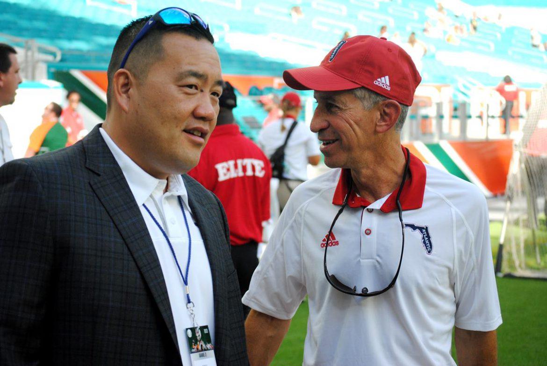 FAU vs Miami Pregame <div class='secondary-title'><span style='color:#818181;font-size:14px;'>Photos from FAU's pregame stretch prior to taking on Miami.</div>