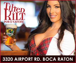 Tilted Kilt Boca Raton